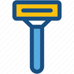 razor, safety razor, shaver, shaving razor, shaving safety icon