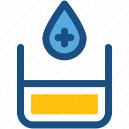 drop, droplet, oil, spa, spa water icon