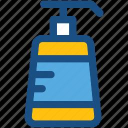 body wash, foam dispenser, hand gel, liquid soap, soap dispenser icon
