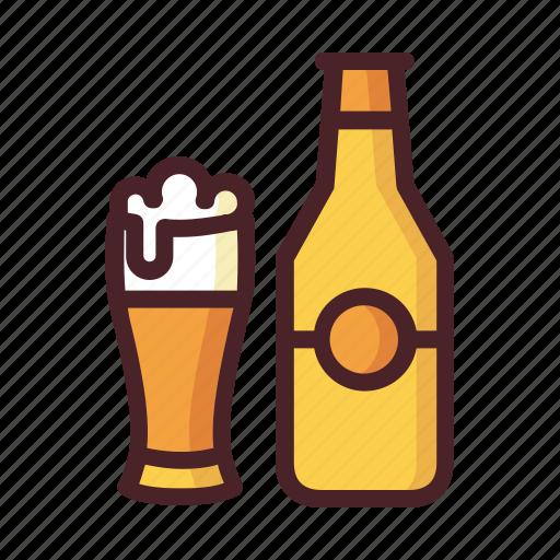 Ale, beer, brew, hop, malt, oktoberfest, wheat icon - Download on Iconfinder