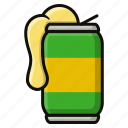 beer, beverage, cans icon