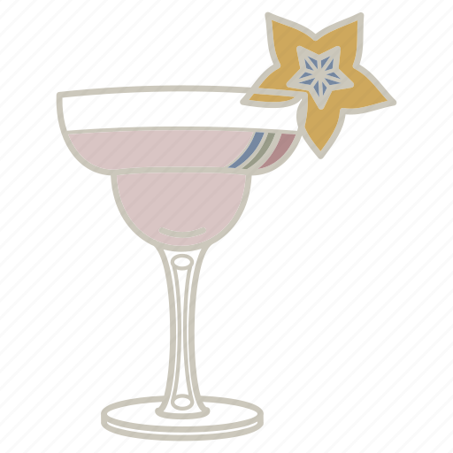 alcohol, bar, cocktail, glass, magnifying, pub icon