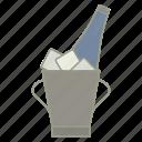 alcohol, bar, bottle, champagne, cool, pub, wine icon