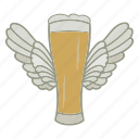 bar, beer, drink, pub, restaurant, wing icon