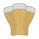 alcohol, bar, beer, glass, pub icon