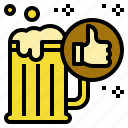 beer, brewing, good, quality icon