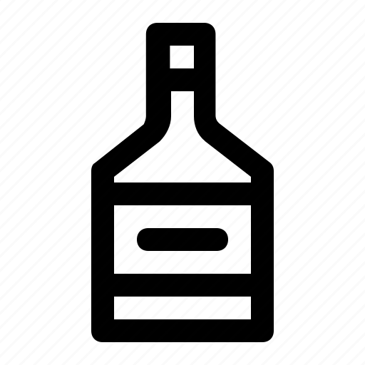 Alcohol, bar, beer, beer bottle, birthday and party, food and restaurant, label icon - Download on Iconfinder