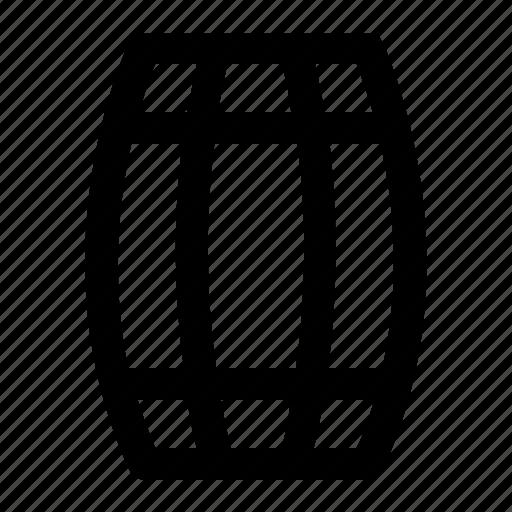 Barrel, barrel beer, beer, clover, patrick day, saint patrickst icon - Download on Iconfinder