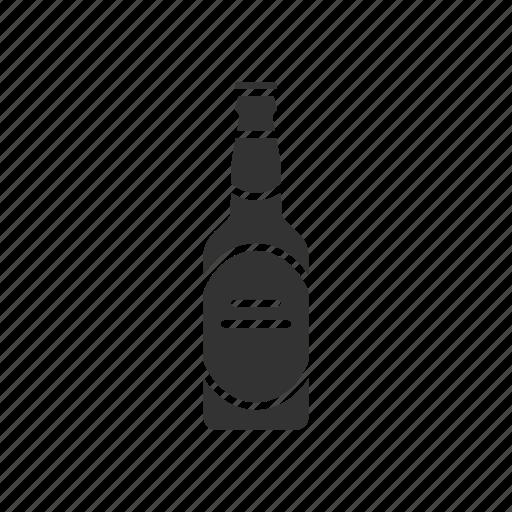 Alcohol, ale, beer, beer bottle, beverage, bottle, drink icon - Download on Iconfinder