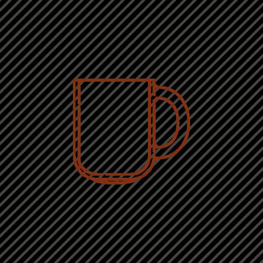 beer, glass, mug icon