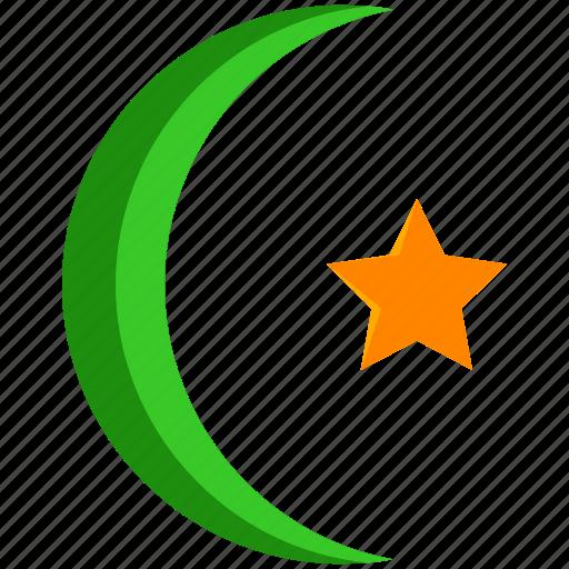 arabian, belief, islam, muslim, religion, religious, symbols icon