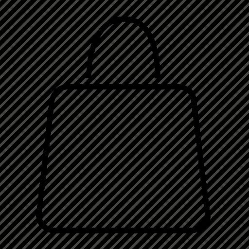 bag, basket, cart, eommerce, shop icon