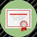 certificate, diploma, achievement, graduation