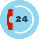 call, contact, help, phone, service, support, telephone icon