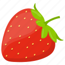 berry, berry fruit, raspberries, raspberry, strawberry icon