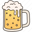 beverage, alcohol, drink, beer, brew icon