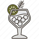 beverage, cocktail, cold, gin, tonic