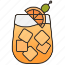alcohol, bar, cocktail, liquor, vermouth icon