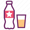 beverage, celebration, drinks, party, soft drinks icon