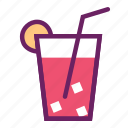 beverage, celebration, drinks, juice, party icon