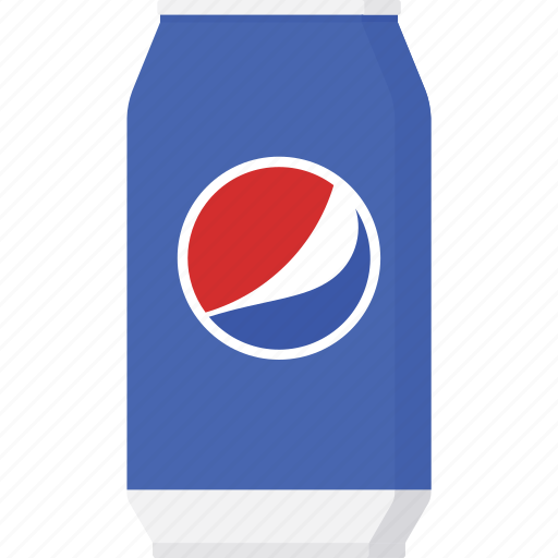 beverage, can, cola, drink, pepsi, soda, softdrink icon