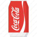 coca cola, coke, softdrink, packaging, can, soda, beverage