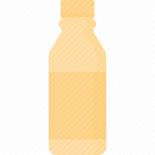 beverage, bottle, drink, food, milk, packaging, vanilla icon