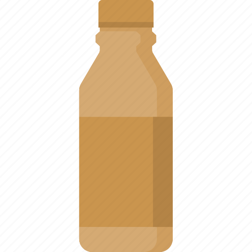 beverage, bottle, coffee, drink, food, milk, packaging icon