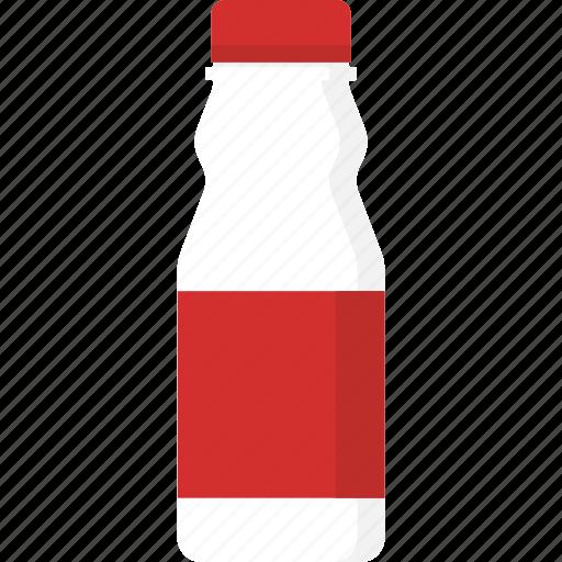 beverage, bottle, drink, food, healthy, milk, packaging icon