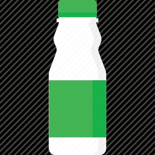 beverage, bottle, drink, food, fruit, milk, packaging icon