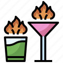 beverage, bottle, cocktail, drink, food, healthy, restaurant icon