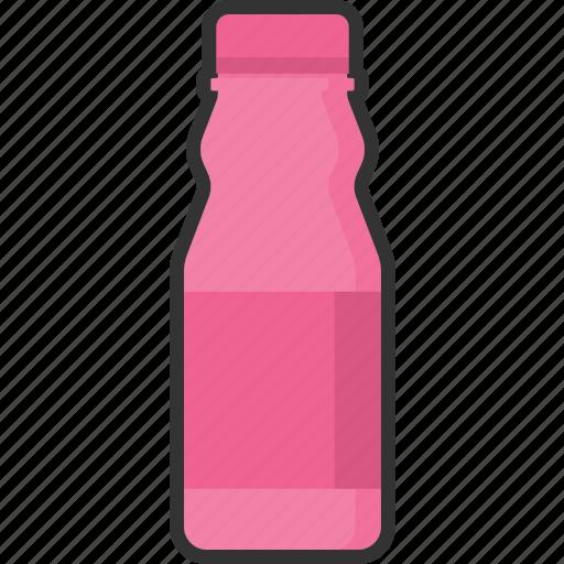 beverage, bottle, drink, food, milk, packaging, sweet icon
