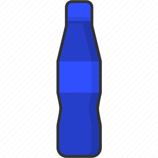 aerated water, beverage, bottle, drink, packaging, soda, soft drink icon