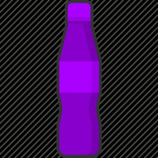 beverage, bottle, drink, packaging, soda, soft drink, syrup icon
