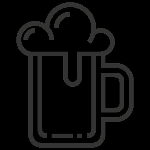 beer, beverage, drink, mug icon