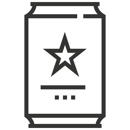 beverage, can, cola, drink icon