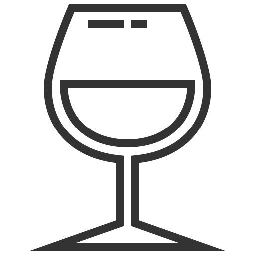 white, wine icon
