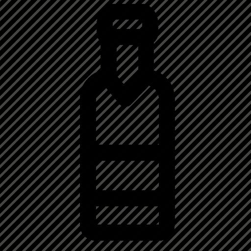 beer, beverage, bottle, drink icon