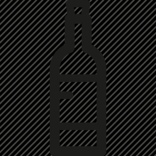 alcohol, beverage, bottle, drink, food, juice, wine icon