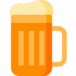 alcohol, beer, beverage, drink, glass, oktoberfest icon