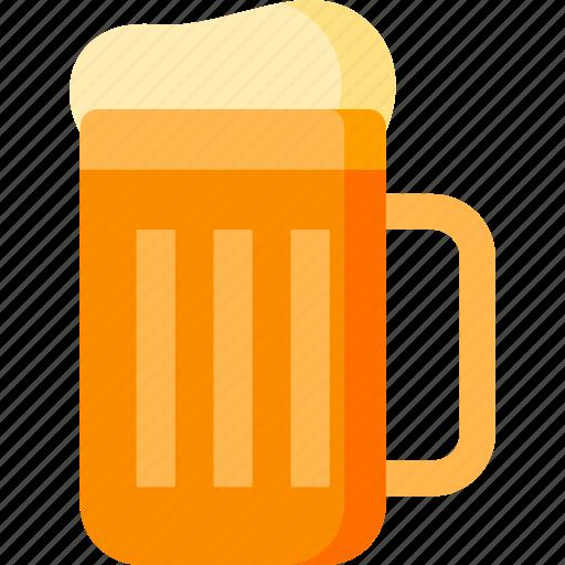 alcohol, beer, beverage, drink, glass, oktoberfest icon