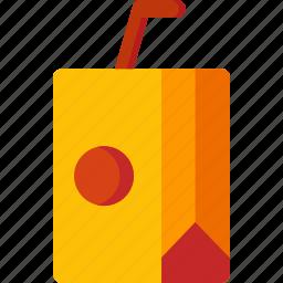 beverage, drink, food, healthy, juice, orange icon