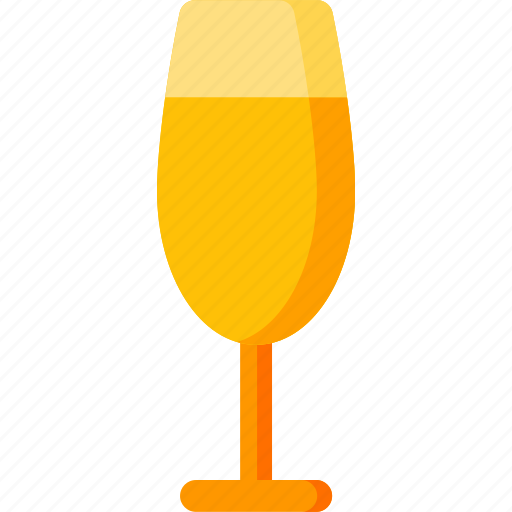 alcohol, beverage, champagne, cocktail, drink, glass icon