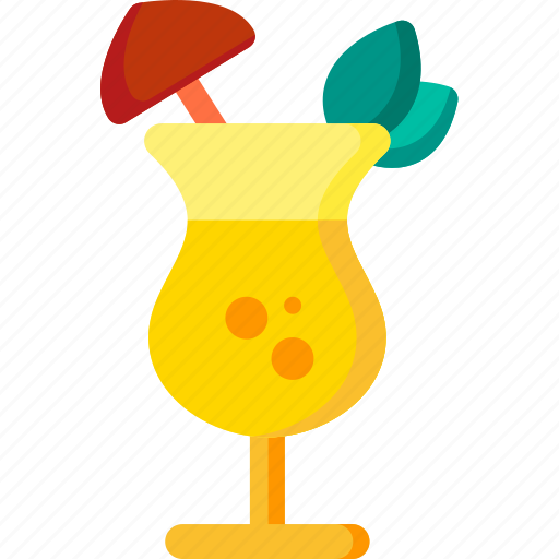 alcohol, beverage, cocktail, drink, glass, juice icon