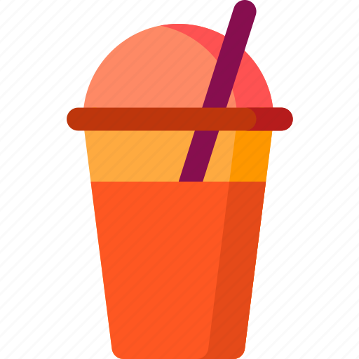 beverage, bottle, drink, glass, juice, orange icon