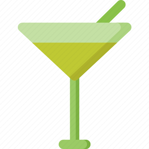 alcohol, beverage, cocktail, glass, juice, martini, party icon