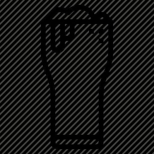 beer, beverage, glass, plisner, softdrink icon