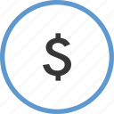 business, coin, money, salary icon