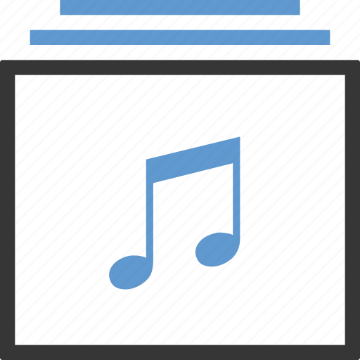album, collection, editor, music, playlist, song icon