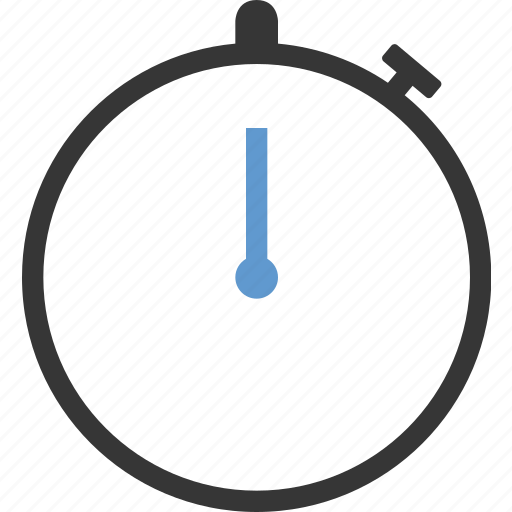 Stopwatch, time, timer, clock icon - Download on Iconfinder